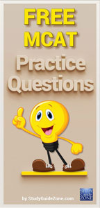 MCAT Test Questions