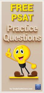 PSAT Test Questions