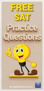 SAT Test Questions