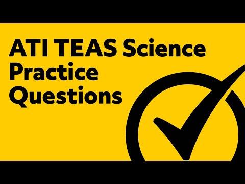 Free TEAS Science Practice Test