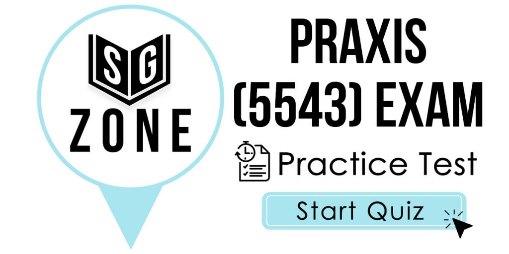 Click here to start our Praxis II Special Education: Core Knowledge and Mild to Moderate Applications Exam Practice Test