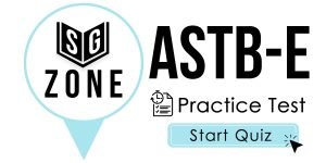Click here to start our practice test for the ASTB-E