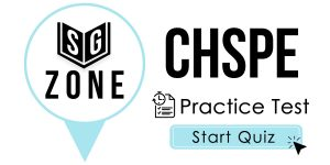 Click here to start our practice test for the CHSPE Test