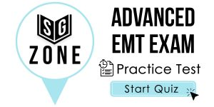 Click here to start our practice test for the Advanced EMT Exam