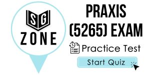 Click here to start our practice test for the Praxis Physics: Content Knowledge (5265) Exam