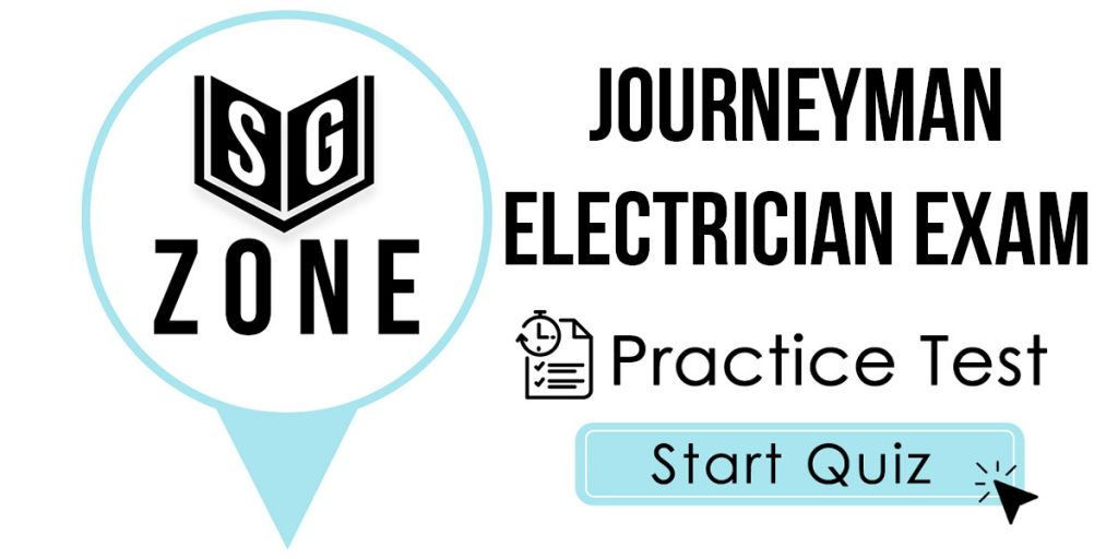 Click here to start our practice test for the Journeyman Electrician Exam