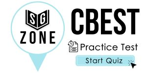 Click here to start our practice test for the CBEST