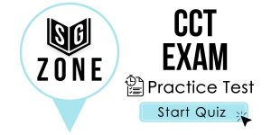 Click here to start our practice test for the CCT Exam