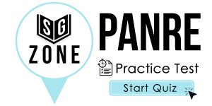 Click here to start our practice test for the PANRE