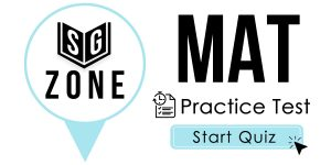 Click here to start our practice test for the MAT
