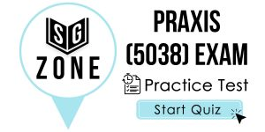 Click here to start our practice test for the Praxis II English Language Arts: Content Knowledge (5038) Exam