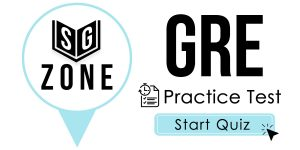Click here to start our practice test for the GRE Test