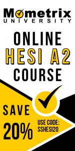 Get 20% off on the Mometrix University HESI A2 online course