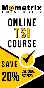 Get 20% off on the Mometrix University TSI online course