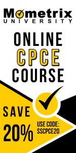 Get 20% off on the Mometrix University CPCE online course